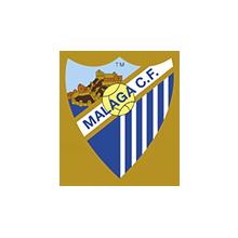 logo malaga club de futbol